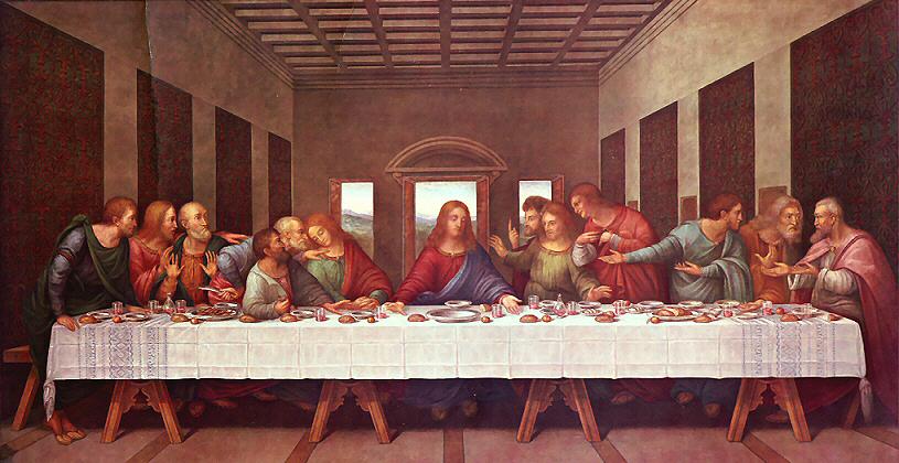 pintura de Miguel Ángel,